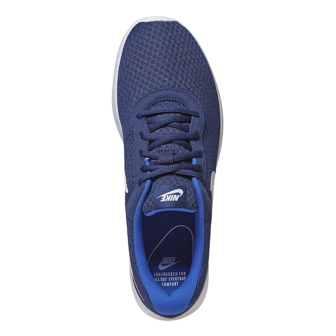 Men's sports sneakers nike, blue , 809-9557 - 19