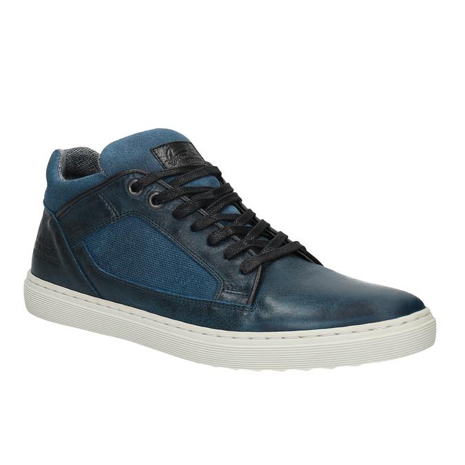 Men's sneakers bata, blue , 844-9624 - 13