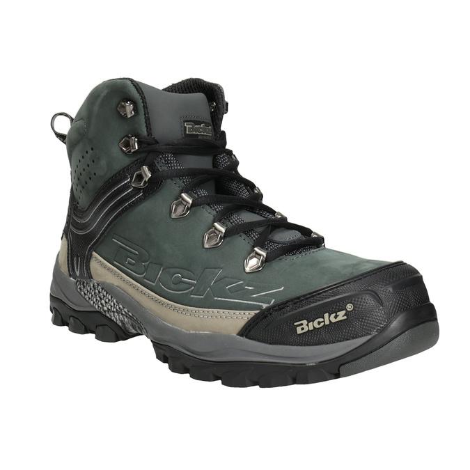 Men's Bickz 202 work shoes bata-industrials, gray , 846-6613 - 13