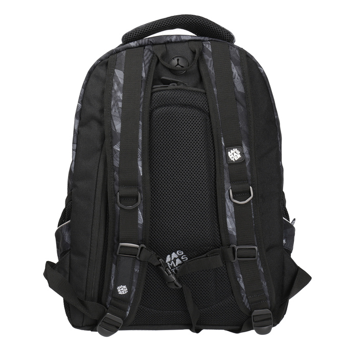 Children's School Backpack bagmaster, black , 969-6606 - 19