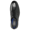 Men's leather shoes rockport, black , 824-6112 - 19