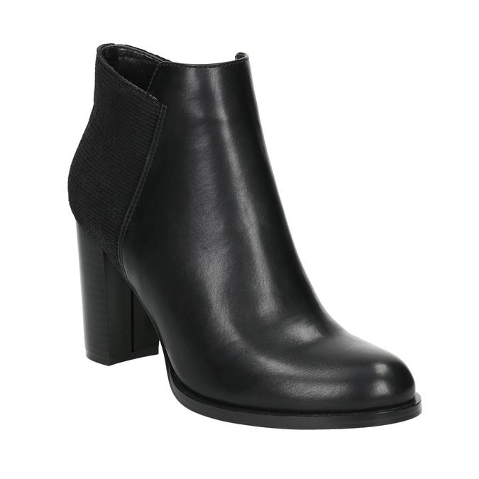 bata, black , 791-6603 - 13