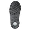 Children's winter boots with Velcro fasteners mini-b, brown , 499-3103 - 26