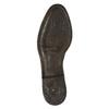 Ladies' leather Cossacks bata, brown , 596-3608 - 26