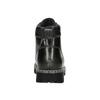 Ladies' leather  winter boots weinbrenner, green, 596-7634 - 17