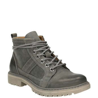 Ladies' ankle boots weinbrenner, gray , 594-2409 - 13