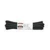 Round laces, black , 901-6148 - 13