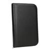 Leather manicure set bata, black , 944-6205 - 13