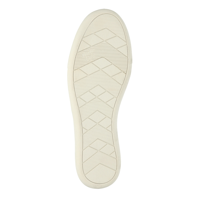 Light slip-ons for ladies bata, beige , 516-8601 - 26