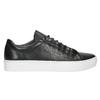 Ladies' leather tennis shoes vagabond, black , 624-6019 - 15