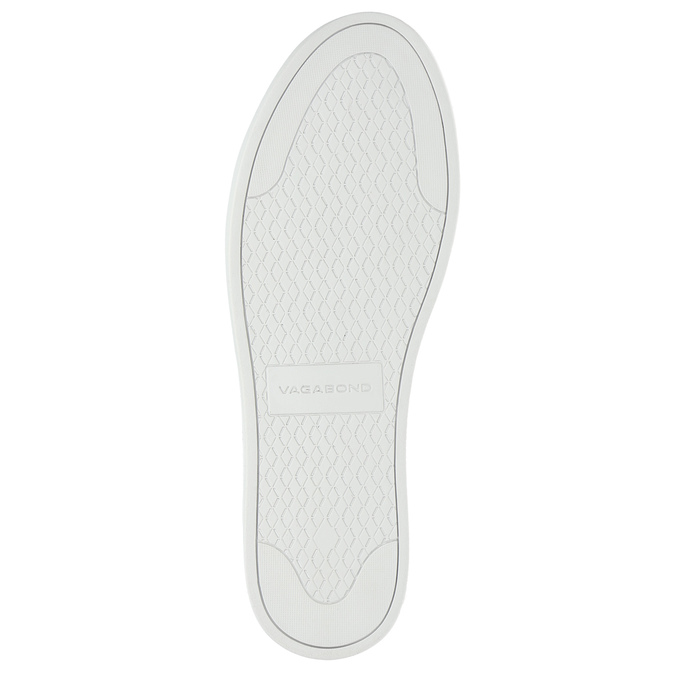 Ladies' leather tennis shoes vagabond, black , 624-6019 - 26
