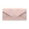 Pink envelope handbag for ladies bata, pink , 961-5685 - 26