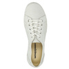 Ladies' casual leather shoes weinbrenner, beige , 546-1602 - 19