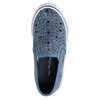 Children's slip-on shoes north-star, blue , 229-9193 - 19