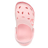 Pink sandals with frog coqui, pink , 272-5603 - 26