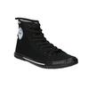 Black ankle sneakers tomy-takkies, black , 589-6173 - 13