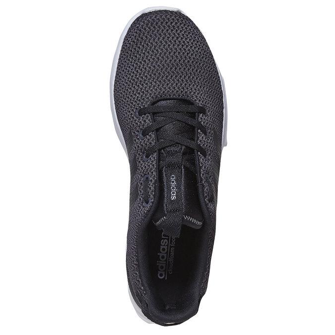 Men's athletic sneakers adidas, gray , 809-2201 - 19