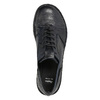 Ladies' leather oxford shoes bata, blue , 526-9640 - 26