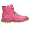Pink ankle shoes bubblegummer, pink , 221-5606 - 15