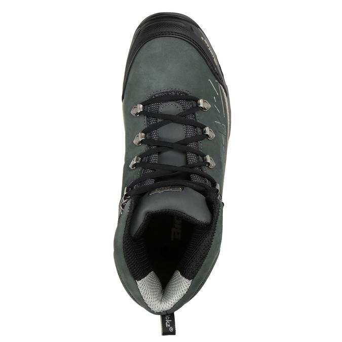 Men's Bickz 202 work shoes bata-industrials, gray , 846-6613 - 15