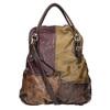 Ladies' Leather Handbag a-s-98, multicolor, 966-0061 - 16