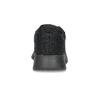 Ladies' black sneakers, black , 509-0157 - 15