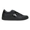 Ladies' Black Sneakers atletico, black , 501-6171 - 26
