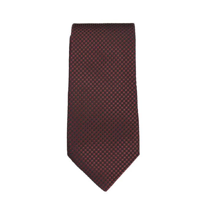 Tie, Handkerchief, and Cufflinks Set bata, red , 999-5293 - 26