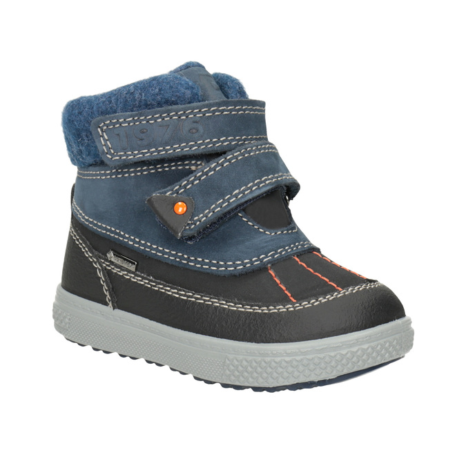 Primigi Childrens Leather Winter Boots Flagship Store Collection