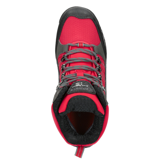 Children's Outdoor-style winter boots icepeak, red , 399-5016 - 15