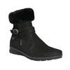 Ladies' Winter Boots with Fleece comfit, black , 696-6623 - 13