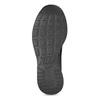 Ladies' black sneakers, black , 509-0157 - 18