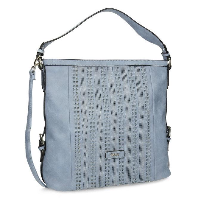 9619012 gabor-bags, blue , 961-9012 - 13