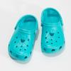 Children's turquoise sandals coqui, turquoise, 372-9605 - 16